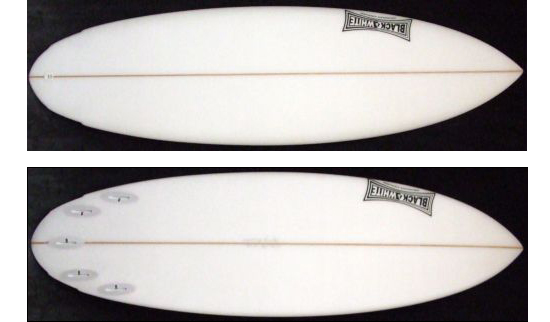 harrys signature pro model surfboard the puffin