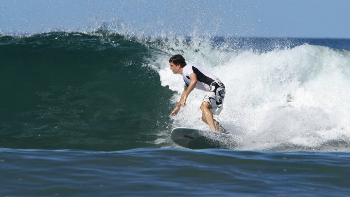 Damien Charveriat at Surf Simply