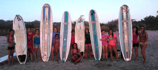 Nosara's New Tica Surf Club